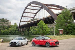 Hyundai Veloster 2019 sắp 'trình làng'
