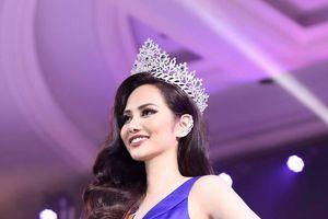 Diệu Linh giành danh hiệu Người đẹp Du lịch toàn cầu
