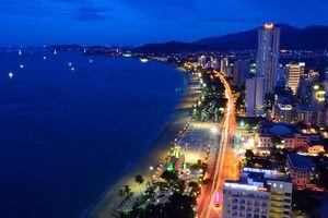 Một cuộc thi về thành phố biển Nha Trang