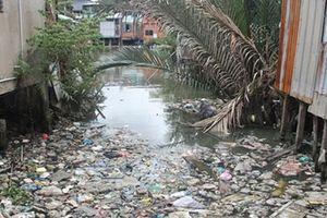 Hy vọng mới cho người dân sống bên kênh nước đen