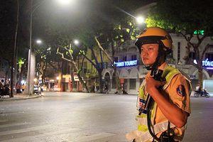 'Vòng khép kín' bảo vệ yên bình cho thủ đô của lực lượng 141 Hà Nội