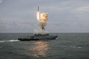 Nga giăng lưới chắn thép ở Địa Trung Hải yểm trợ Syria chống khủng bố