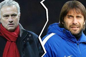 MU đấu Chelsea: Cả Mourinho và Conte đều có thể bị sa thải