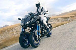 Lộ giá bán 'cực chát' của mô tô ba bánh Yamaha Niken