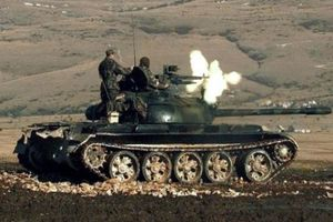 Cách phân biệt xe tăng T-54 và T-55 của Việt Nam