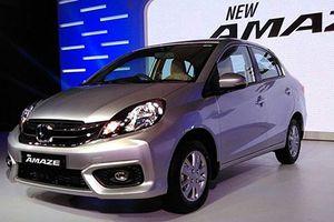 'Soi' chi tiết ôtô siêu rẻ Honda Amaze giá chỉ 188 triệu đồng