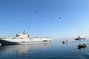 Cận cảnh diễn tập Komodo-2018 Hải quân Việt Nam tham gia