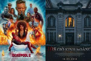 Đếm từng ngày chờ ra rạp xem 'Deadpool 2'