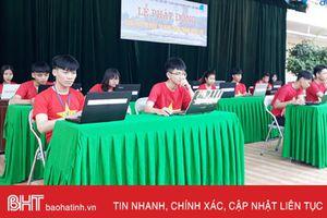 Hơn 407.000 lượt thí sinh thi 'Tìm hiểu 50 năm Chiến thắng Đồng Lộc'