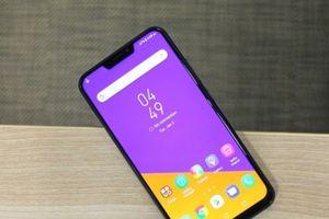 Smartphone chip S636, màn hình 'tai thỏ', camera kép, sắp lên kệ tại Việt Nam với giá 7,99 triệu