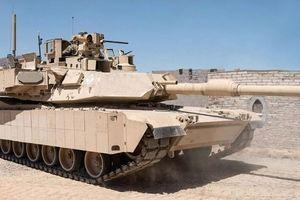 Xe tăng Mỹ sẽ 'mặc giáp' Israel