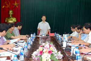 Hơn 1.000 đại biểu dự gặp mặt giữa Thường trực Tỉnh ủy với người đứng đầu cấp xã