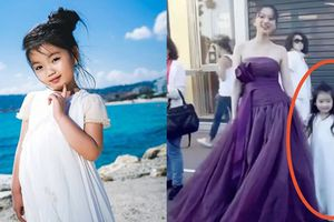 Sao nhí 6 tuổi khiến cả thế giới dậy sóng phẫn nộ khi bị đưa tới thảm đỏ Cannes