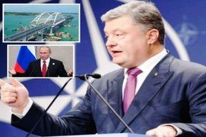 Sau vụ cầu Crimea, Ukraine trừng phạt loạt quan chức hàng đầu của Nga