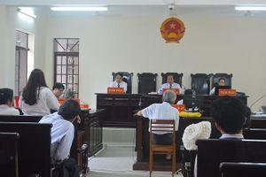 Chủ tọa xử ông Nguyễn Khắc Thủy án treo giải trình gì?