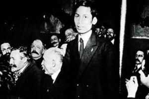 Nguyễn Tất Thành có tham gia 'nhóm Ngũ Long' ở Pháp không?