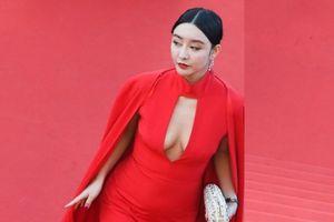 'Phạm Băng Băng phiên bản 2' xuất hiện trên thảm đỏ LHP Cannes