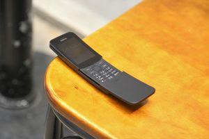Trải nghiệm nhanh 'quả chuối' Nokia 8110
