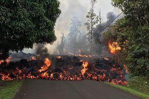 Cảnh báo núi lửa Kilauea ở Hawaii phun trào dữ dội hơn
