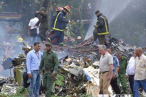 Vụ tai nạn máy bay tại Cuba: 3 người sống sót đang nguy kịch