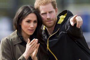 Hoàng gia Anh công bố tước hiệu cho Hoàng tử Harry và cô dâu