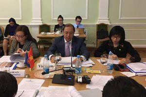 Hội nghị quan chức cao cấp ASEAN – Nga lần thứ 15