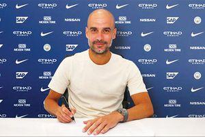 Guardiola mang tin vui cho Man City