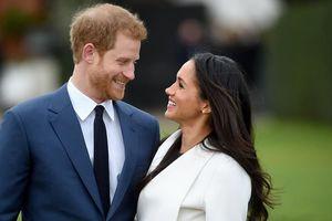 Hoàng tử Harry và Meghan Markle làm gì vào đêm cuối trước hôn lễ?