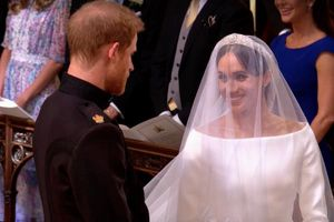 Hôn lễ của hoàng tử Harry và diễn viên Meghan Markle