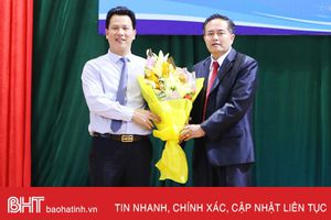 Chủ tịch UBND tỉnh giữ chức Chủ tịch Hội đồng trường Đại học Hà Tĩnh