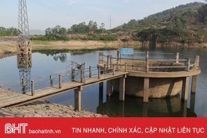 Thị xã Hồng Lĩnh đối mặt với nguy cơ thiếu nước sạch
