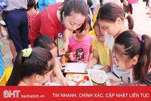Ngày hội kết nối iSchool Hà Tĩnh