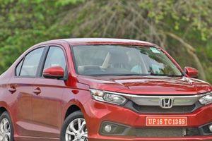 Chi tiết xe sedan giá gần 200 triệu đồng của Honda