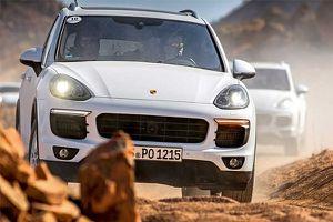 Porsche buộc phải triệu hồi 19.000 xe có phần mềm gian lận khí thải