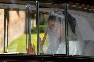 Ngắm cô dâu Meghan Markle lộng lẫy trong đám cưới cổ tích