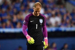 World Cup 2018 không dành cho thủ thành Joe Hart