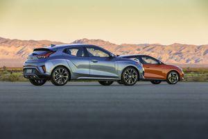 Khám phá Hyundai Veloster 2019 giá từ 442 triệu đồng vừa ra mắt