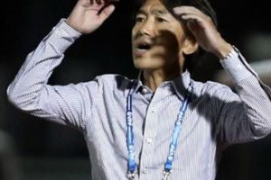 Học trò bị 'dập phổi', HLV Miura đổ lỗi cho trọng tài