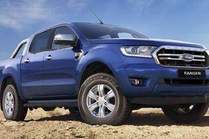 Mẫu bán tải Ford Ranger 2019 sẽ sớm xuất hiện tại Việt Nam