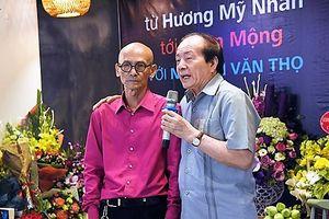 Nhà văn Nguyễn Văn Thọ 'sinh' thêm 2 'đứa con tinh thần'