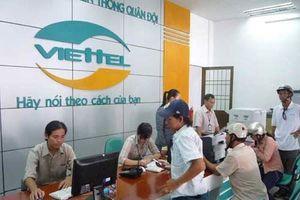 Viettel thông báo về thời hạn khóa 1 chiều với thuê bao di động không chuẩn hóa thông tin