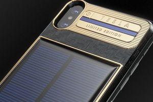 Chiêm ngưỡng chiếc iPhone X Tesla giá chát 4000 USD
