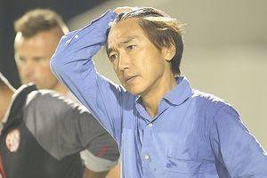 HLV Miura: 'Một cầu thủ Đà Nẵng đáng nhận vài tấm thẻ đỏ'