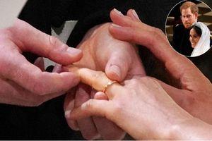 Nhẫn cưới Hoàng tử Harry trao cho Công nương Meghan Markle có gì đặc biệt?