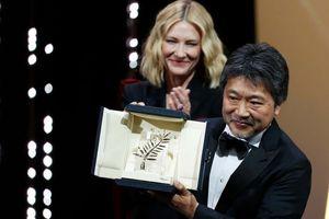 Cành Cọ Vàng 2018 của LHP Cannes trao cho 'Kẻ trộm vặt'
