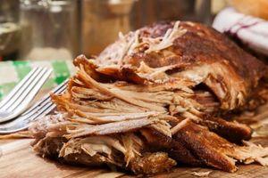 Chớ ăn quá nhiều thịt nướng, coi chừng tăng huyết áp!