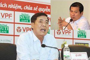 Bóng đá Việt Nam diễn 'trò hề': Đau và tiếc