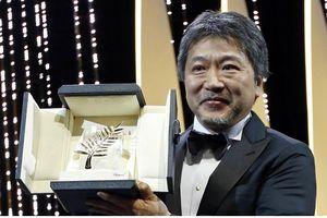 Giải Cành Cọ Vàng của LHP Cannes thuộc về đạo diễn người Nhật