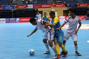 Giải futsal HDBank VĐQG 2018: Kim Toàn Đà Nẵng đè bẹp Sanna Khánh Hòa