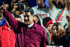 Tổng thống Venezuela Maduro hoan nghênh 'chiến thắng của nhân dân'